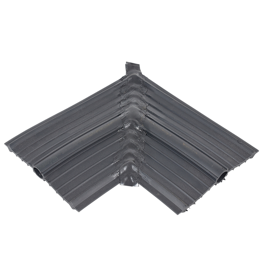 Picture of BLACK 200mm INT FLAT 'L'