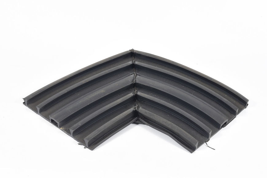 Picture of BLACK 200mm EXT FLAT 'L'